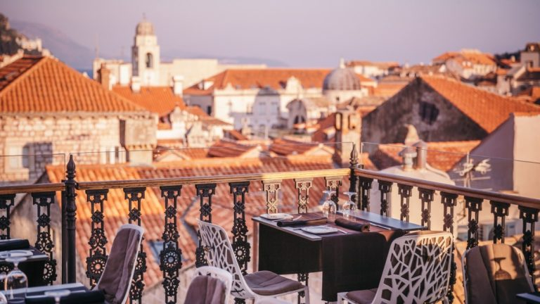 Dubrovnik's Best Bars with Views