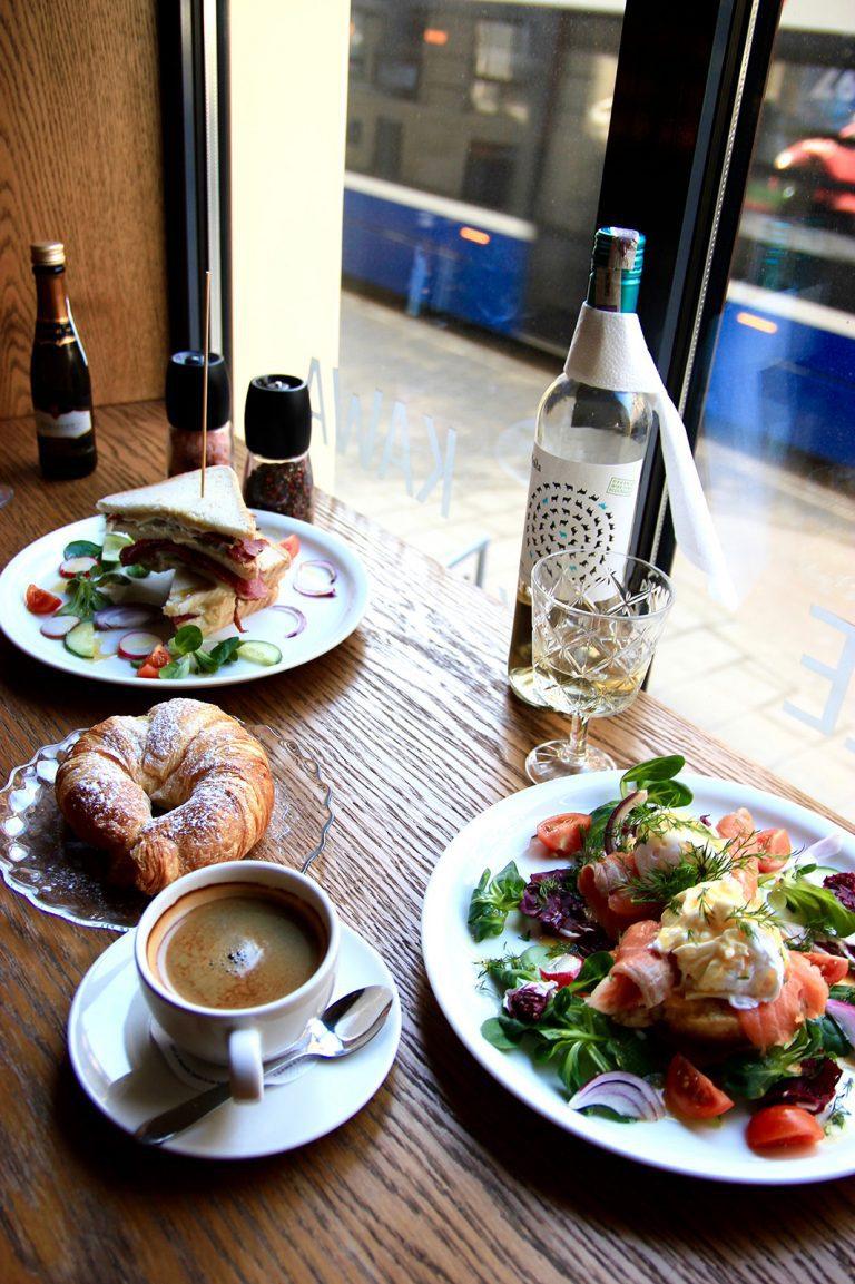 Breakfast and Brunch Spots in Krakow