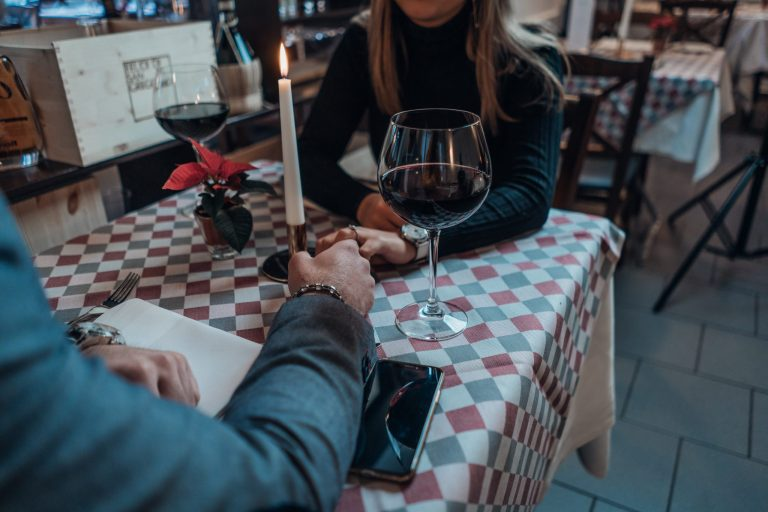 Date Night Restaurants in Rome